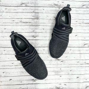 ADIDAS W Climacool Knit Black Golf Shoes Size 11